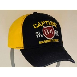 CAPPELLO BIMBO ESTIVO CAPTURE BICOLORE
